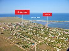 Продается участок 14 соток в центре с. Оленевка
