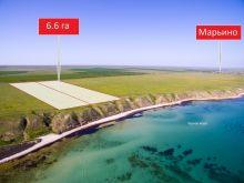 Продается земельный участок 6.6 га, 1.8 км от с. Марьино