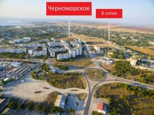Продается участок 8 соток под жилое строительство в п. Черноморское, Крым.