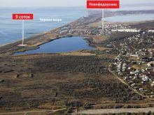 Срочно продается участок 9 соток, возле с.Новофедоровка