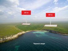 Продается земельный 22 га (ЛПХ), пгт. Черноморское, госакты