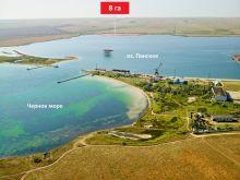 Продается земельный участок 8 га, на берегу оз. Панское