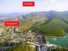 Продается земельный участок 64 сотки, 800 метров от с. Новоульяновка
