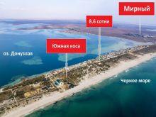 Продается земельный участок 8.6 соток, 2 км от с. Поповка