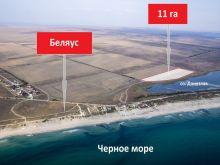 Продается земельный участок 11 га, 2.7 км от с. Знаменское