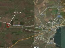 Продаются земельные ПАИ рядом с г. Керчь, общей площадью 33.6 га